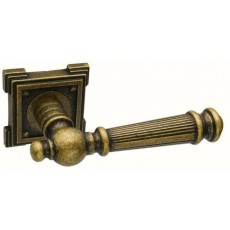 Castello vq212 aged bronze Ручка дверная, состаренная бронза