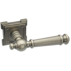 Сastello vq212 aged silver Ручка дверная, состаренное серебро