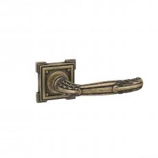 Flamingo vq204 aged bronze Ручка дверная, состаренная бронза